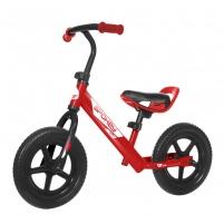 Balansinis dviratis Spokey ELV, raudonas Paspirtukai, balansiniai dviračiai