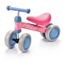 Balansinis dviratukas Meteor Balance Bike Rollo Minth/Pink Balansiniai dviratukai