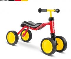 Balansinis dviratukas PUKY Wutsch red Paspirtukai, balansiniai dviračiai