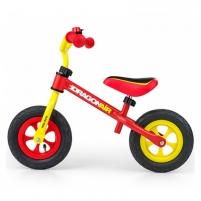 Balansinis dviratukas Walking Bike Dragon Air Yellow-Red Balansiniai dviratukai
