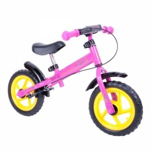 Balansinis dviratukas Worker Toucan rožinė
