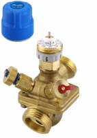 Balansinis ventilis AB-QM d20 automatinis