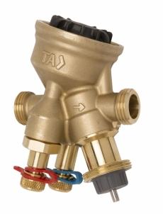 Balansinis vožtuvas Heimeier, Compact P DN15 Šildymo sistemų valdymas
