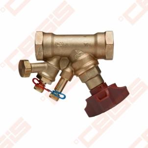 Balancing valves STAD be drenažo d50