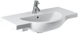 """Baldinis praustuvas """"Mio"""" 85x47 Wash basins"""