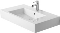Furniture washbasin 85cm Vero white,overflow 1ho
