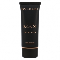 Lotion balsam Bvlgari Man In Black After shave balm 100ml Lotion balsams