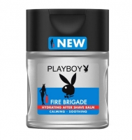 Balzamas po skutimosi Playboy Fire Brigade After shave balm 100ml