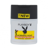 Balzamas po skutimosi Playboy Morning Fight After shave balm 100ml Losjons balzami