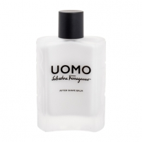 Balzamas po skutimosi Salvatore Ferragamo Uomo After shave balm 100ml