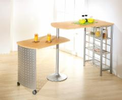 Baras Twin-Set Bars and restaurant tables