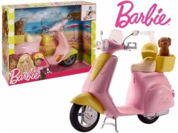 Barbės motoroleris DVX Barbie Barbie Scooter DVX56