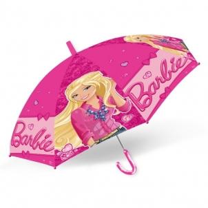 Barbie 2758a vaikiškas skėtis 45cm Lietussargi