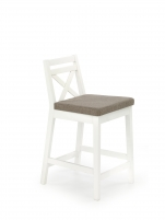 Bar chair BORYS LOW balta / INARI 23 Bars and restaurant chairs