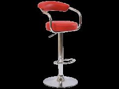 Baro kėdė C-231 raudona