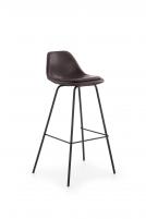Baro kėdė H90 tamsiai ruda