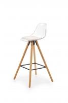 Baro kėdė H91 balta Baro, restorano kėdės