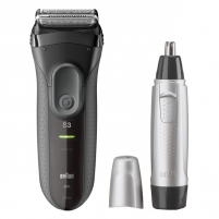 Shaver Braun 3000VS Black + EN10
