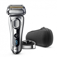 Braun 7899cc Wet & Dry, Wet use, Rechargeable, Charging time 1 h, Network / battery, Number of shaver heads/blades 3, Silver