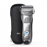 Shaver Braun Series 7 Shaver 7893s Warranty 24 month(s), Wet use, Rechargeable, Charging time 1 h, Li-Ion, Battery powered, Number of shaver heads/blades 1, Silver Shaving