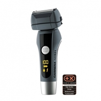 Barzdaskutė Carrera Men Shaver 521 Wet use, Rechargeable, Charging time 1,5 h, Lithium- ion, Battery life 1 h, Battery powered or powerplug, Number of shaver heads/blades 4, Grey/ black Skūšanās