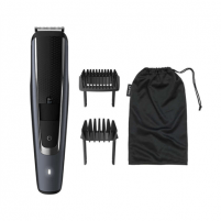 Shaver Philips Beard Trimmer BT5502/15 Cordless, Step precise 0.2 mm, 40 fixed length settings, Black Shaving