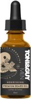 Barzdos aliejus Toni&Guy Nourishing (Premium Beard Oil) 30 ml Priemonės barzdos ir ūsų priežiūrai