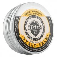 Barzdos balzamas beviro su vanilės kvapu, palo santo ir tonizuotomis pupelėmis 50 ml Priemonės barzdos ir ūsų priežiūrai