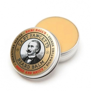 Barzdos balzamas Captain Fawcett Ricki Hall Booze & Baccy 60 ml Priemonės barzdos ir ūsų priežiūrai