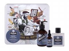 Barzdos šampūno rinkinys PRORASO Azur Lime 200ml Priemonės barzdos ir ūsų priežiūrai