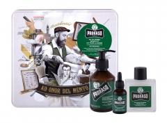 Barzdos šampūno rinkinys PRORASO Eucalyptus 200ml Priemonės barzdos ir ūsų priežiūrai