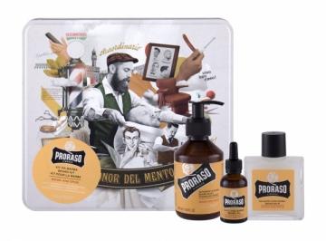 Barzdos šampūno rinkinys PRORASO Wood & Spice 200ml Priemonės barzdos ir ūsų priežiūrai