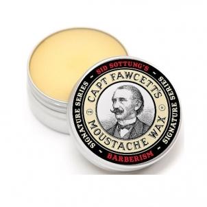 Barzdos vaškas Captain Fawcett Mustache wax Barber ISM 15 ml Priemonės barzdos ir ūsų priežiūrai