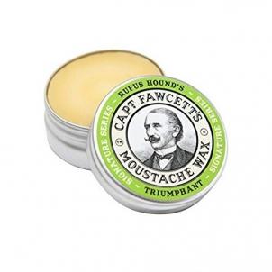 Barzdos vaškas Captain Fawcett Triumphant 15 ml Priemonės barzdos ir ūsų priežiūrai