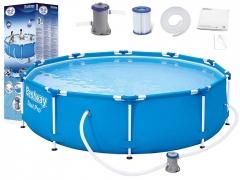 "Baseinas Bestway ""Steel Pro"", 305x 76cm Outdoor swimming pools"