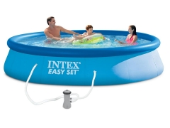 Baseinas Intex Easy Set 3.96x0.84m