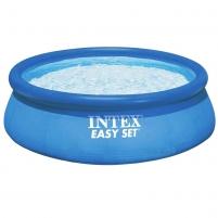 Baseinas Intex Easy Set 366 x 76 cm, su vandens filtru Pripučiami baseinai
