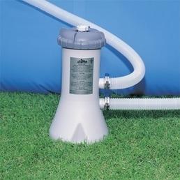 Baseino filtras su pompa INTEX Krystal Clear, 28604 Baseinų valymo įrankiai