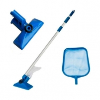 Baseino valymo komplektas INTEX Deluxe 58958 Baseinų valymo įrankiai