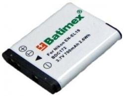 Bat.Batimex BDC172 Nikon EN-EL19 700mAh