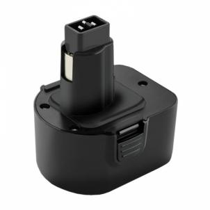 Baterija Qoltec Power tools battery for Black & Decker SL13YD | 1500mAh | 12V Rīks akumulatorus un lādētājus