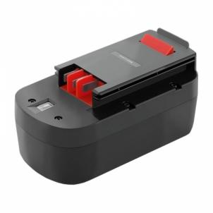 Baterija Qoltec Power tools battery for Firestorm A18, FSB18 | 3000mAh | 18V Tool batteries and chargers