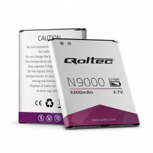 Baterija QOLTEC Samsung Galaxy Note 3 N9000, 3200mAh Mobilių telefonų priedai