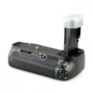 Baterijų laikiklis Meike Canon 6D Camera chargers/batteries