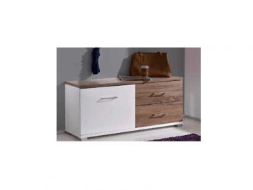 Batų dėžė KOM1D2S/4/11 Homeline furniture collection 2