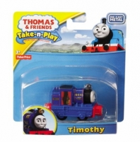 BCW93 / T0929 Fisher Price THOMAS & FRIENDS Take-n-Play Паравозик Timothy