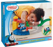 Traukinukas BCX80 Набор Thomas & Friends Thomas First Delivery