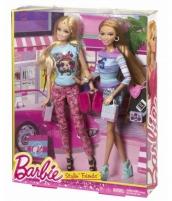 BDB40 / BDB42 Кукла Mattel Barbie Барби и Саммер Игрушки для девочек