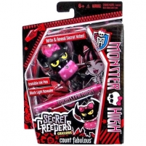 BDD97 / BDD94 Count Fabulous Monster High Secret