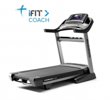 Bėgimo takelis NORDICTRACK COMMERCIAL 1750 + iFit Running tracks